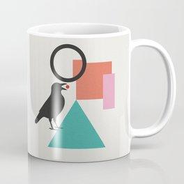 constructivist bird Coffee Mug