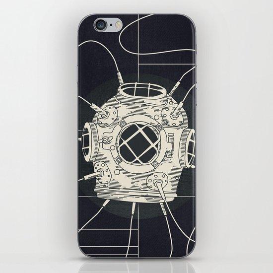 Dive Bomb / Recursive iPhone & iPod Skin
