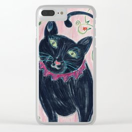Penelope Clear iPhone Case