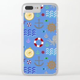 Hop Clear iPhone Case