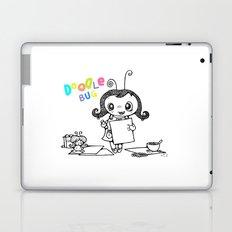 Doodle Bug Laptop & iPad Skin