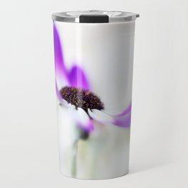 Asteracea Senecio c.Senetti, Senecio vulgaris, Travel Mug
