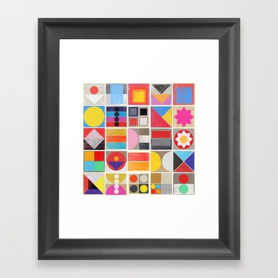awake 3 Framed Art Print