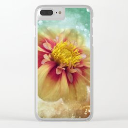 the last summerdays -5- Clear iPhone Case