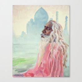 A Peaceful Glance Canvas Print
