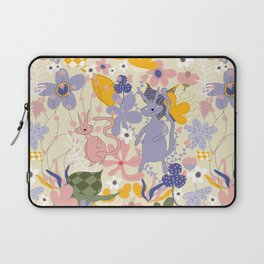 Love at first sight - Pattern Laptop Sleeve