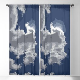 Bright Skies Blackout Curtain