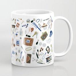 Girly Objects Coffee Mug