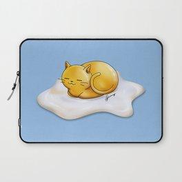 Sunny-side Up Cat Laptop Sleeve