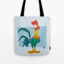 Hey! It's HeiHei Tote Bag