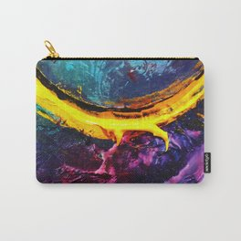 Total Eclipse of the Sun Carry-All Pouch