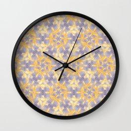 Dancing Koi Wall Clock