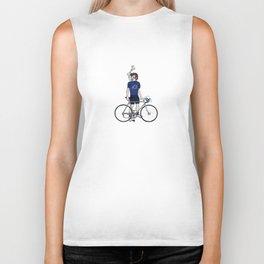 Gainsbourg Wears Gitanes Biker Tank