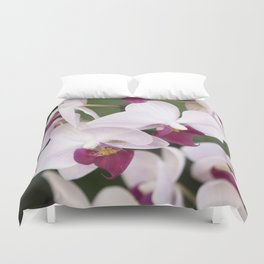 Longwood Gardens Orchid Extravaganza 2 Duvet Cover