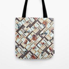 Winter Stash. Tote Bag