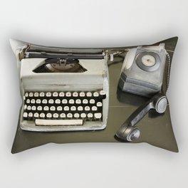 State of tech Rectangular Pillow