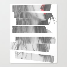 The Shock Canvas Print