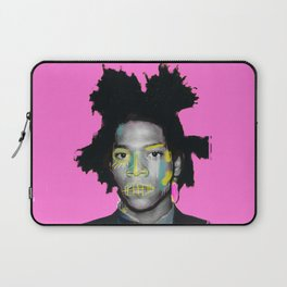 pinky basquiat Laptop Sleeve