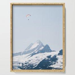 Grindelwald First – Switzerland Serving Tray