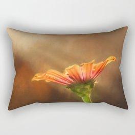 Flower of Fall Rectangular Pillow