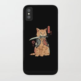 Catana iPhone Case