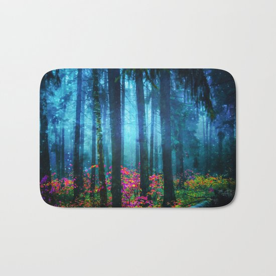 Magicwood #Night Bath Mat
