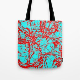 Freedom Red Tote Bag