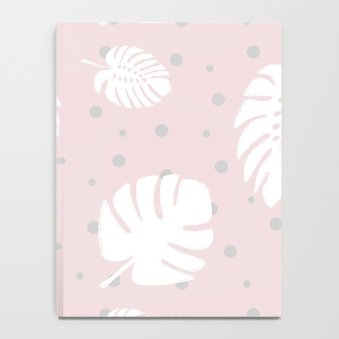 Monstera Pois Notebook