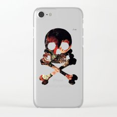Vanity IV Jacob's 1968 Agency Paris Fashion Design Clear iPhone Case