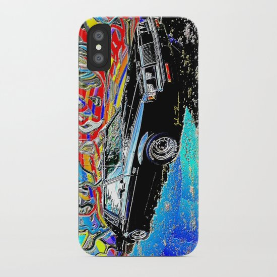 Buick Grand National iPhone Case