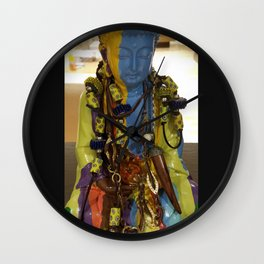 Jewelry by E 2 Wall Clock