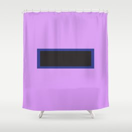 Bodo Shower Curtain