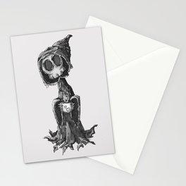 Grim Morning Stationery Cards