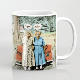 Two Cool Kitties: What's for Lunch? Coffee Mug