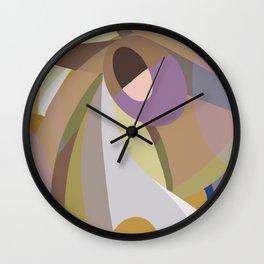 Shapes of Bob Wall Clock