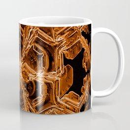 Orange Sexy Snow Coffee Mug