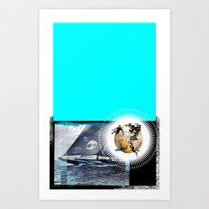 ROUGHKut#12152015 Art Print