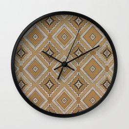 Indi-abstract#05 Wall Clock