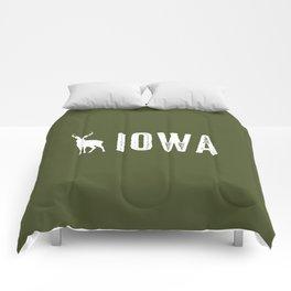 Deer: Iowa Comforters