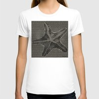 starfish T-shirts featuring STARFISH by Mary Szulc