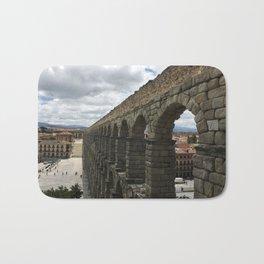 Segovia, Spain Bath Mat