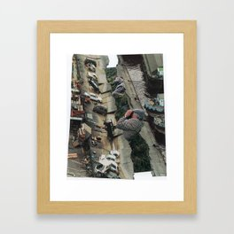 This Is Why We Can't Have Nice Things Framed Art Print