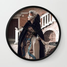 Venice dream Wall Clock