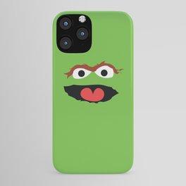 Oscar the Grouch iPhone Case