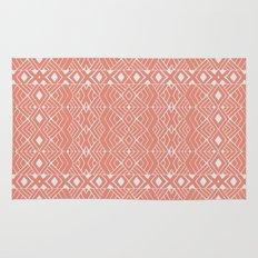 Aztec Coral Rug