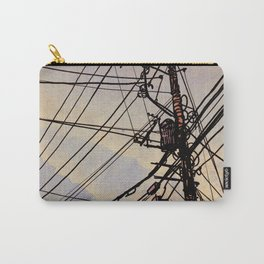 wires up Carry-All Pouch