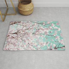 Sakura Tree Rug