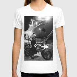 The Ships and The Smoke T-shirt