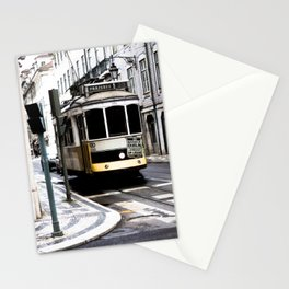 Electric Tour - Lisbon Stationery Cards