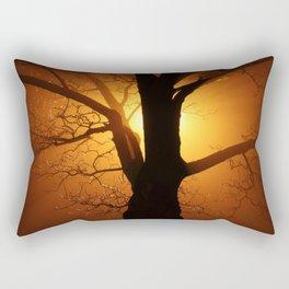 Gods and trees Rectangular Pillow